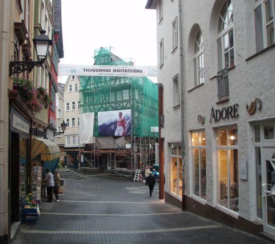 Alte Münz Restauration