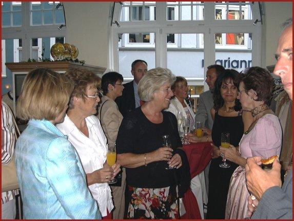 Eröffnung Alte Münz